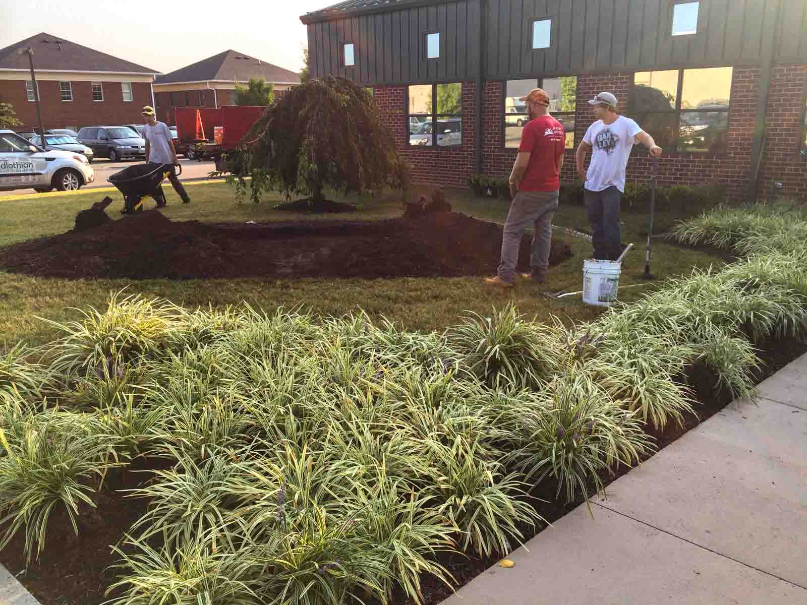 The Gallery – Luxury Lawns